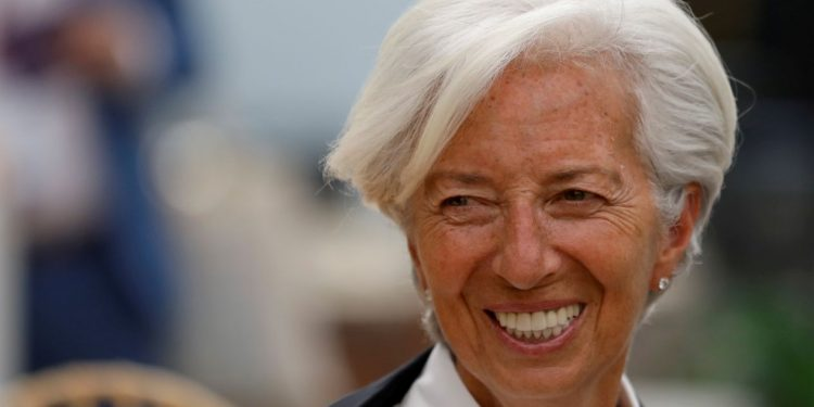 Christine Lagarde. Foto: Reuters