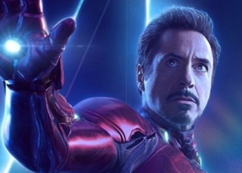 Iron Man. Avengers: Endgame