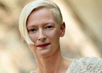 Tilda Swinton en Parásitos