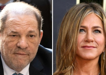 Harvey Weinstein Jennifer Aniston