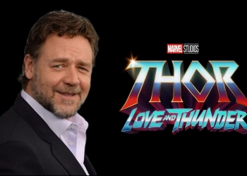 Russell Crowe se une a 'Thor: Love and Thunder'