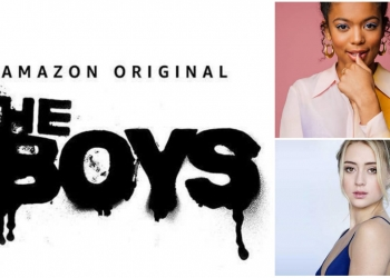 Lizze Broadway y Jaz Sinclair se unen al elenco de 'The Boys'